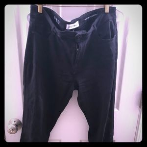 DL1961 Black Jeans Size 32